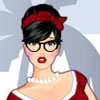 50's fashion dress up game