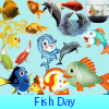 Fish Day. Find objects