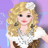 Lovely prom dress up game