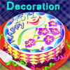 New Year With Cake