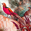 Pheasants in the woods puzzle