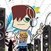 Rapper Style Dressup