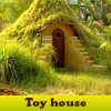 Toy house. Find objects