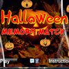 Halloween Memory Match Game