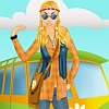 Hippie Chic Fashion Dress Up ARPA