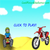 Motorbike Concentration Game