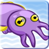 Sea devil. Find objects