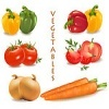 Vegetables Matching